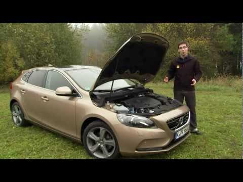 Autotest: Volvo V40