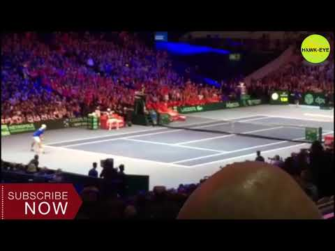 "Davis Cup ""Trophy"" Point 