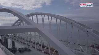 По Крымскому мосту за зиму проехало более полумиллиона автомобилей