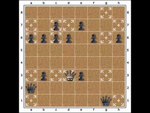 Yedi Hamleli Oyun. No- 91_100.