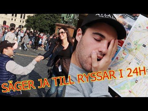 SÄGER JA TILL FRÄMLINGAR I 24H