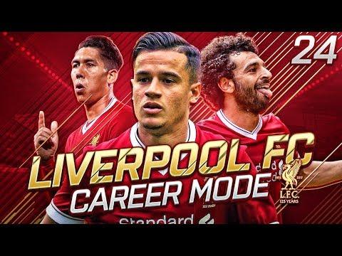 FIFA 18 Liverpool Career Mode #24 - PREMIER LEAGUE TITLE DECING MATCH vs CHELSEA!