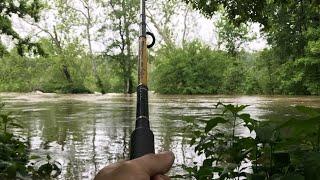 EXTREME Flood Fishing- Catfish Edition (CraZy)