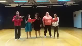 [Renaissance Song] Grupo Vocal J'ai Voix  - Tant que Vivray (Claudin de Sermisy) - 10.11.2017