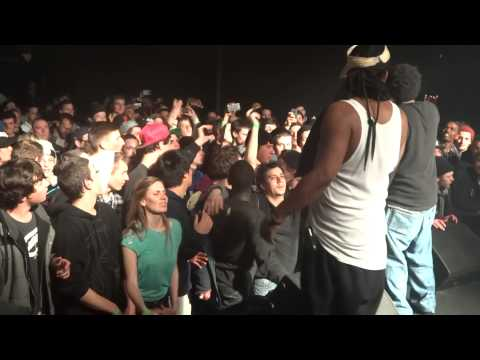 """Das EFX """" Real Hiphop"""" live @ Ned Music Club Montreux"""