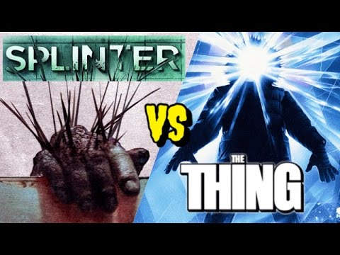 Ultimate Fights! - SPLINTER Vs THE THING