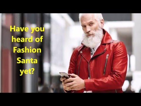 Have you heard of Fashion Santa yet?