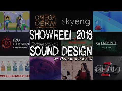 SHOWREEL 2018 | MUSIC & SOUND DESIGN