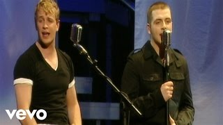 Westlife - Flying Without Wings (Live In Stockholm)