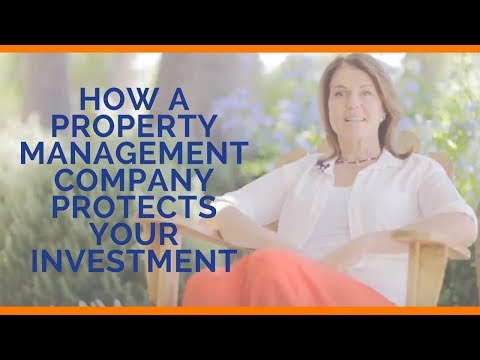 How a Property Management Company Protects Your Investment Property in Phoenix