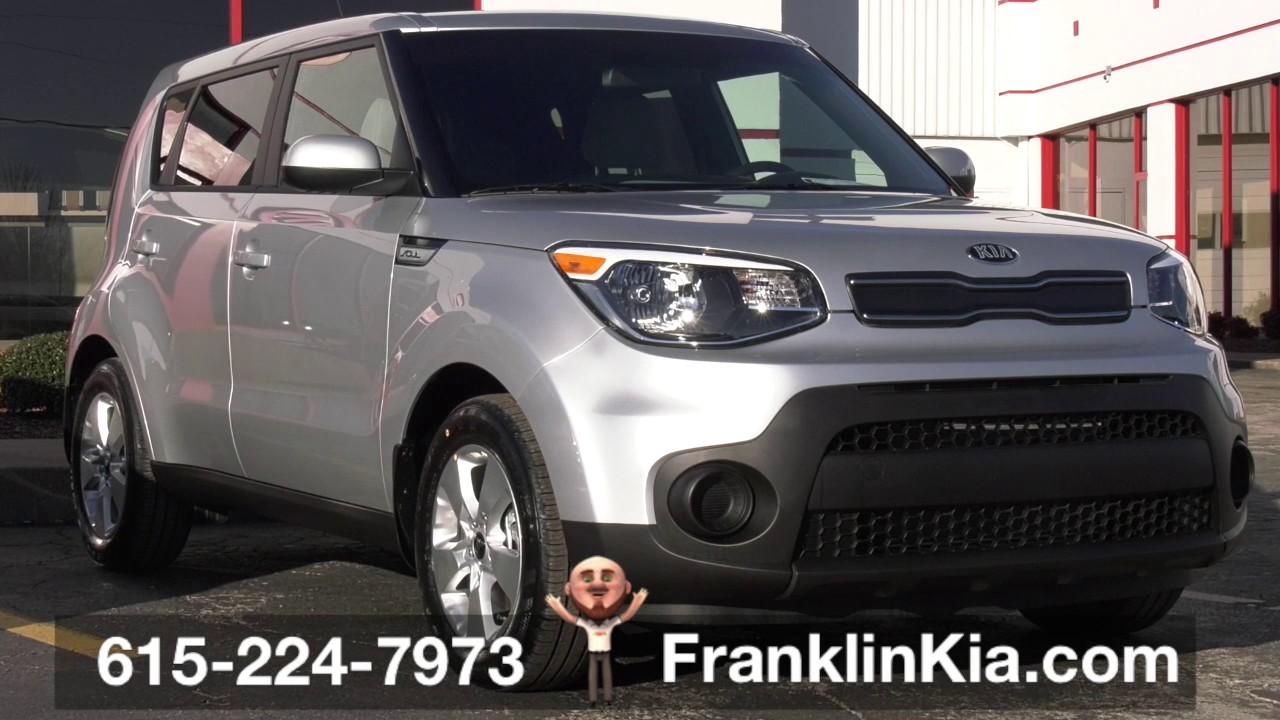 Kia Franklin Tn >> 2017 Kia Soul LX Nashville TN - Safety Features & Exterior, Franklin Kia - YouTube