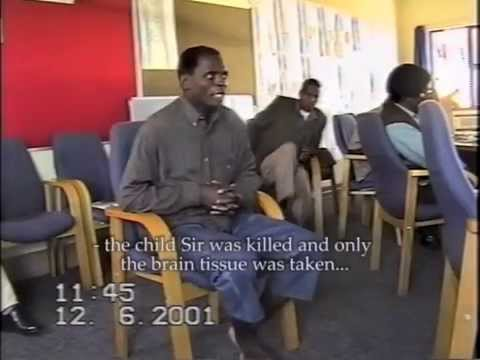 Serial killer David Simelane describes killing with his partners