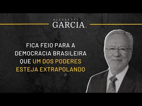 """Garcia: """"O inquérito das fake news é uma forma de amordaçar os que criticam o STF"""""""