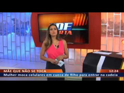 DF ALERTA - Família rendida ao visitar construção em condomínio