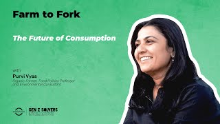 The Future of Consumption with Purvi Vyas | #SolversInteractive