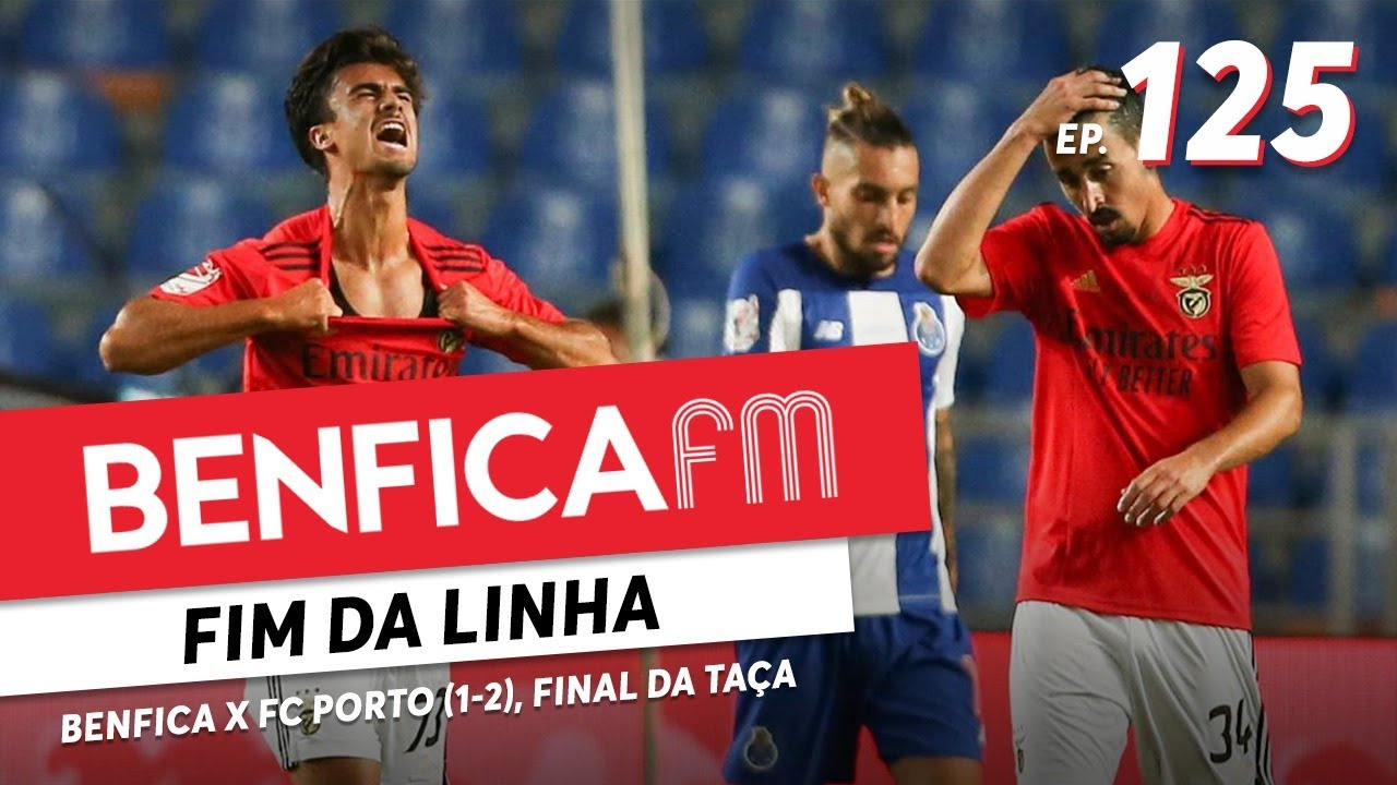 Benfica FM #125 - Benfica x FC Porto (1-2) Final da Taça de Portugal