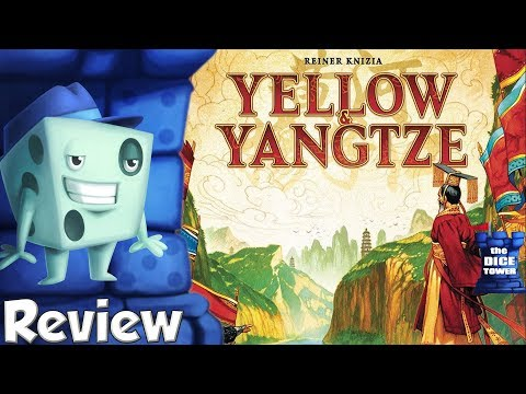 Yellow & Yangtze Review - with Tom Vasel