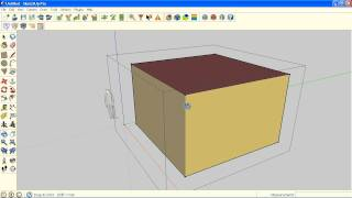 Creating Geometry with the OpenStudio SketchUp Plug-in - Part 1