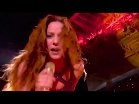 Download Shakira El baile de la Lengua Super Bowl Medio Tiempo Show 2020