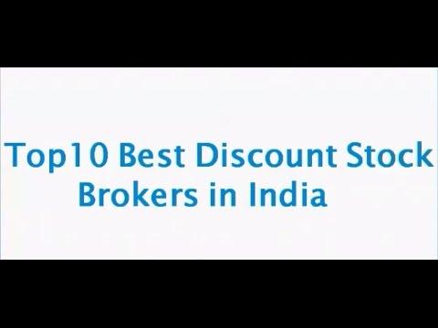 Top 10 Discount Stock Brokers in India