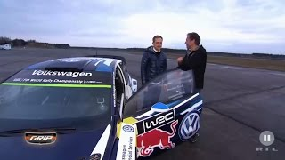 Sébastien Ogiers VW Polo WRC - GRIP - Folge 347 - RTL2