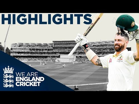 Smith & Wade Make England Toil   The Ashes Day 4 Highlights   First Specsavers Ashes Test 2019