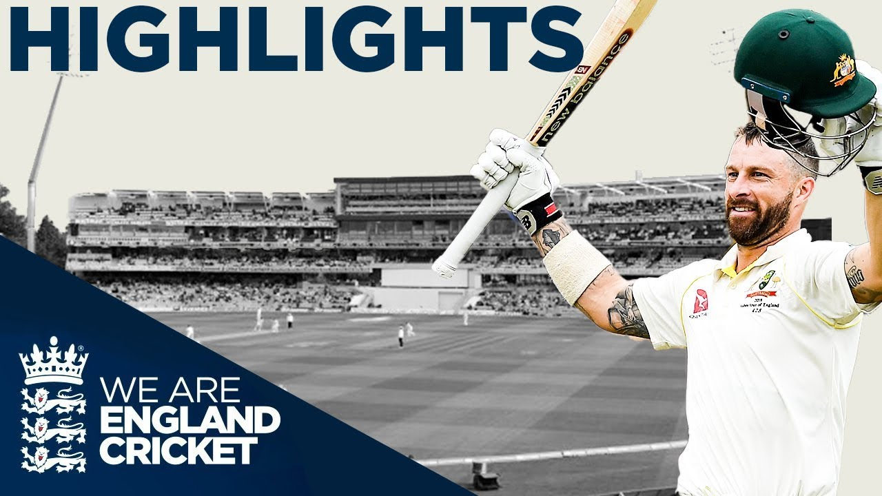 The Ashes Day 4 Highlights | First Specsavers Ashes Test 2019