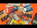 Which AAA Battery is The Best - Duracell vs Tesla vs Philips vs Varta
