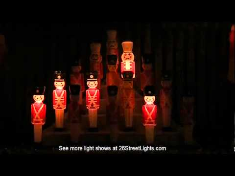 A Mad Russian's Christmas - Dancing Toy Soldiers - YouTube