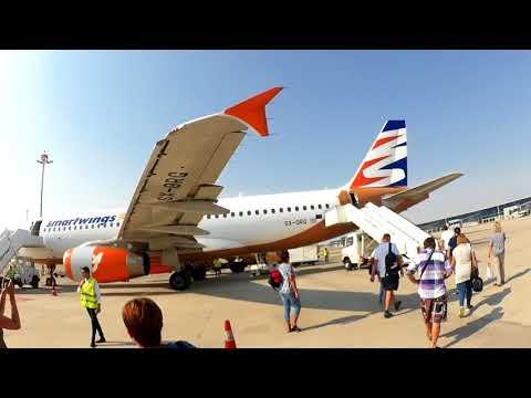 Flight QS 1441 Hurghada - Brno /SmartWings/ Airbus A320-232