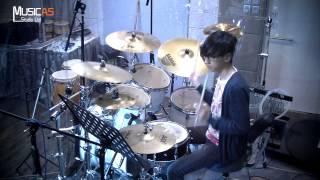 周杰倫 - 愛你沒差 Drum Covered by Sam Hui