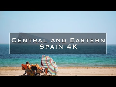 The Highlights of Northern Spain   4K