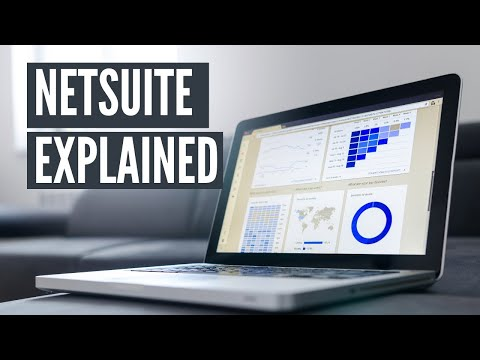 Netsuite Overview And Demonstration - #1 Deployed Cloud ERP In 2020