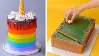 How To Make Cąke Decorating Ideas Compilation   So Tasty Cake Tutorials For Family