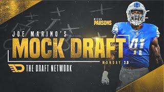2021 NFL Mock Draft: Joe Marino 2.0