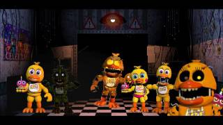 FNaF Song II All Chica's II Remade