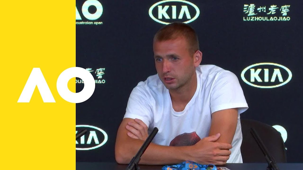 Daniel Evans pre event press conference | Australian Open 2019