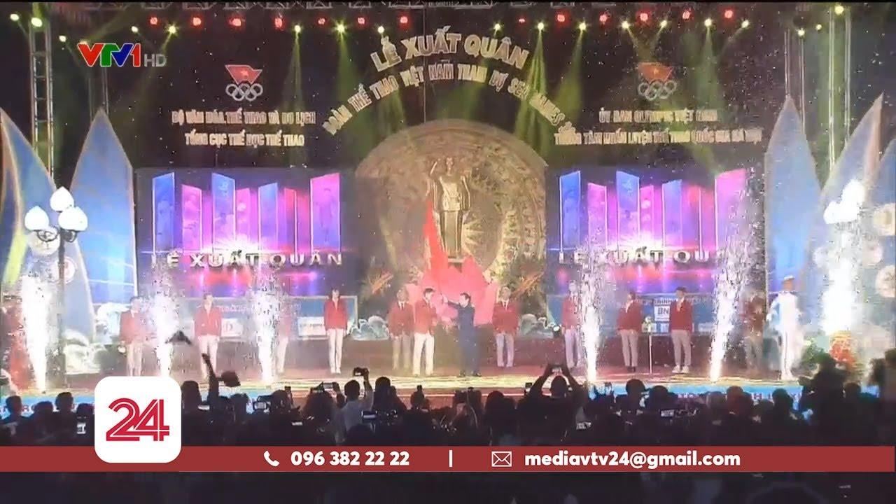 Đoàn thể thao Việt Nam tham dự SEA Games 30 | VTV24