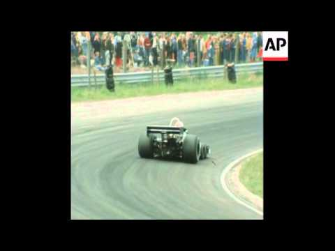 SYND 14 6 76 HIGHLIGHTS OF SWEDISH GRAND PRIX WON BY JODY SCHECKTER