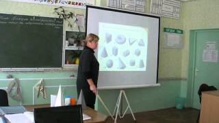 Открытый урок по инженерной графике преподавателя Музыченко Л.В.