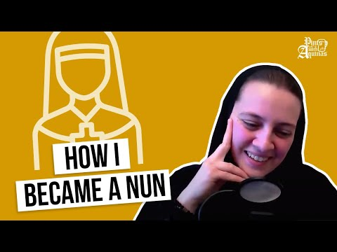 My CRAZY Conversion to Catholicism w/ Sr. Natalia