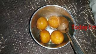 सबसे आसान तरीका बाजार जैसे काले गुलाब जामुन बनाने का | Perfect Gulab Jamun Recipe Without Khoya
