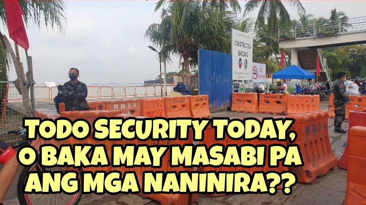 Download Strict distancing sila ngayon sa white sand ng Manila Bay