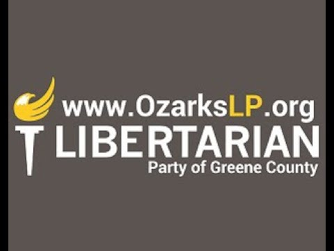 2018 Libertarian Party of Greene County - County Convention Live Stream