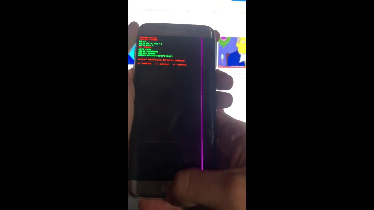 Como Solucionar Bootloader Exception Samsung Edge G935F/ FUNCIONA PARA S8