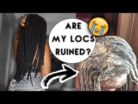 OMG!! I CANT BELIEVE THIS!  FIRST TIME DOING AZTEC CLAY MASK ON 4C NATURAL HAIR
