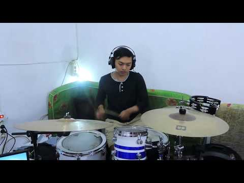 Marion Jola - Jangan ft. Rayi Putra drum cover by Joel Kislew