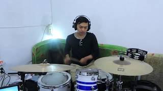 Marion Jola - Jangan ft. Rayi Putra drum cover by Joel Kislew