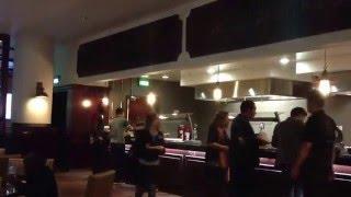 Dubai airport Mezzanine restaurant