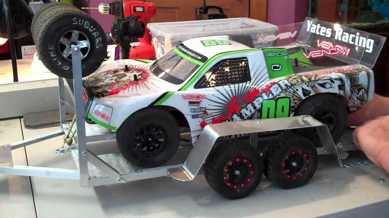 Custom Made Rc Car Parts
